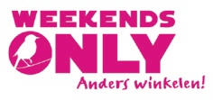 weekends only logo link website
